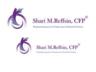 I do not want a brandname in my logo.  If anything, Shari M. Reffsin, CFP, CDFA, CLTC - Entry #60