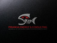 Piranha Energy & Consulting Logo - Entry #9