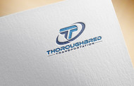 Thoroughbred Transportation Logo - Entry #5