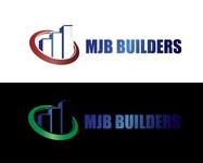 MJB BUILDERS Logo - Entry #16