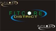 FitCore District Logo - Entry #10