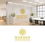 Warner Financial Group, Inc. Logo - Entry #52