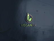 Vegan Fix Logo - Entry #66