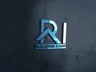 RI Building Corp Logo - Entry #188