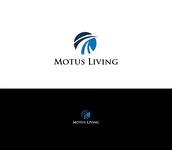 Motus Living Logo - Entry #17