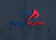 Roadrunner Rentals Logo - Entry #183