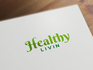 Healthy Livin Logo - Entry #46