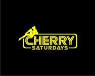 CHERRY SATURDAYS Logo - Entry #36