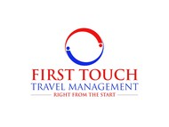 First Touch Travel Management Logo - Entry #100