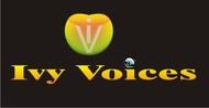 Logo for Ivy Voices - Entry #43