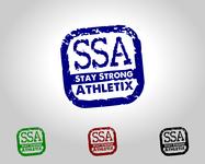 Athletic Company Logo - Entry #224