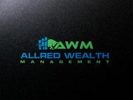 ALLRED WEALTH MANAGEMENT Logo - Entry #598