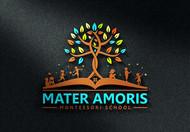 Mater Amoris Montessori School Logo - Entry #188
