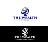 the wealth boutique Logo - Entry #40