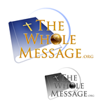 The Whole Message Logo - Entry #132