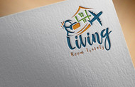 Living Room Travels Logo - Entry #84