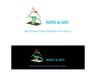 Note & Key Logo - Entry #52