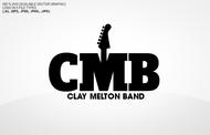 Clay Melton Band Logo - Entry #91