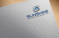 Sunshine Homes Logo - Entry #254