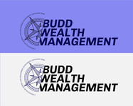 Budd Wealth Management Logo - Entry #388