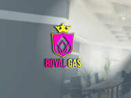 Royal Gas Logo - Entry #128