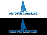 Masters Marine Logo - Entry #124