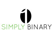 Simply Binary Logo - Entry #4