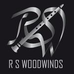 Woodwind repair business logo: R S Woodwinds, llc - Entry #123