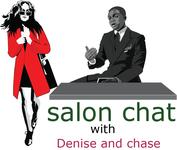 """""""Salon Chat"""" Logo - Entry #34"""