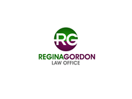 Regina Gordon Law Office  Logo - Entry #24