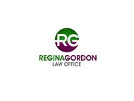 Regina Gordon Law Office  Logo - Entry #24