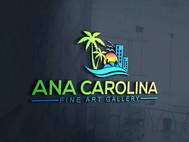 Ana Carolina Fine Art Gallery Logo - Entry #233