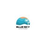 Blue Sky Life Plans Logo - Entry #161