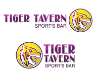 Tiger Tavern Logo - Entry #35
