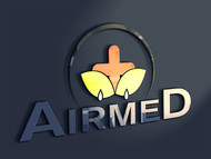 Airmed Logo - Entry #111