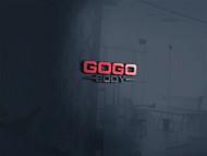 GoGo Eddy Logo - Entry #34