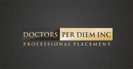 Doctors per Diem Inc Logo - Entry #31