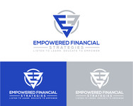 Empowered Financial Strategies Logo - Entry #304