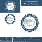 Power Logo for US Debt Processing - Entry #25