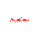 Acadiana Fire Extinguisher Sales and Service Logo - Entry #223