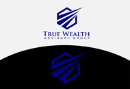 True Wealth Advisory Group Logo - Entry #28