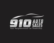 910 Auto Sales Logo - Entry #74