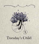 Tuesday's Child Logo - Entry #14