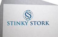 Stinky Stork Logo - Entry #53