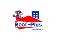 Roof Plus Logo - Entry #127