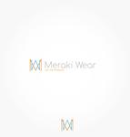Meraki Wear Logo - Entry #231
