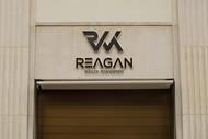Reagan Wealth Management Logo - Entry #329