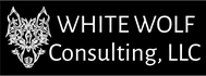 White Wolf Consulting (optional LLC) Logo - Entry #101