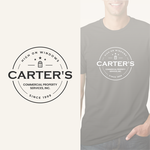 Carter's Commercial Property Services, Inc. Logo - Entry #141