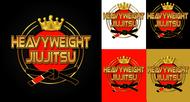 Heavyweight Jiujitsu Logo - Entry #277